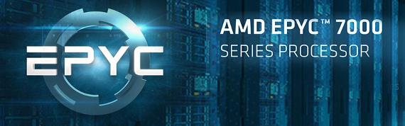 Новые и мощные серверные и суперкомпьютерные системы на процессорах AMD EPYC 7000 series