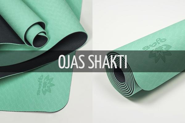 Коврик для йоги SHAKTI 183*61*0,4см
