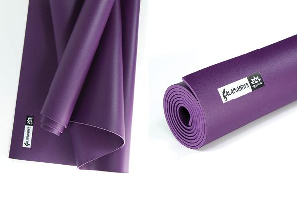 Коврик для йоги Salamander Optimum Purple