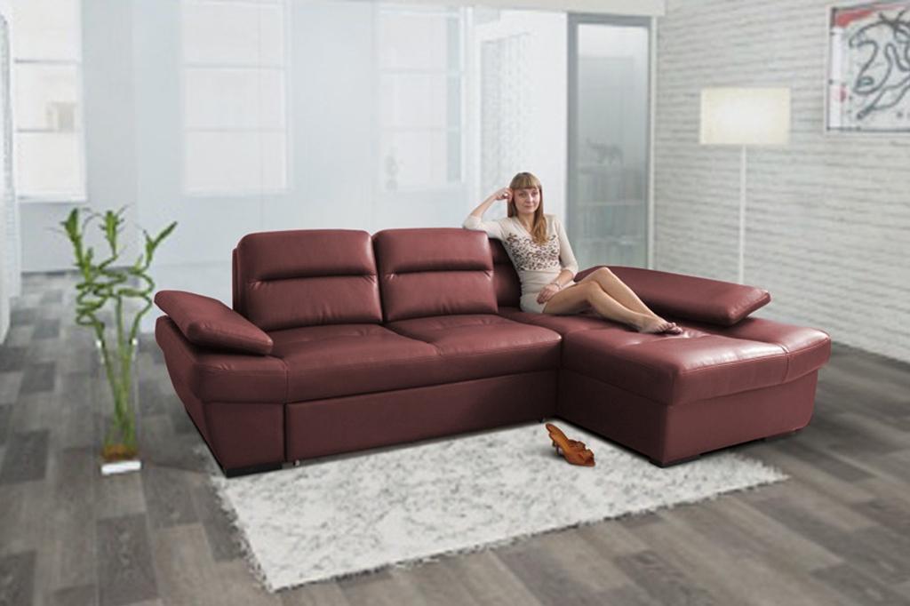 диван с оттоманкой Армона