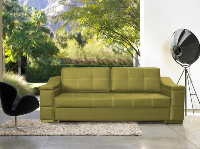 кожаный диван Касабланка